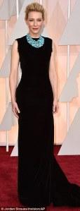 Cate Blanchett front