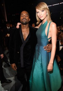 Kanye and Swift 2